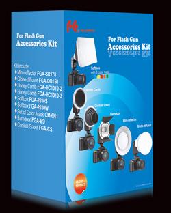 FGAK-7 Strobist Accessory Kit
