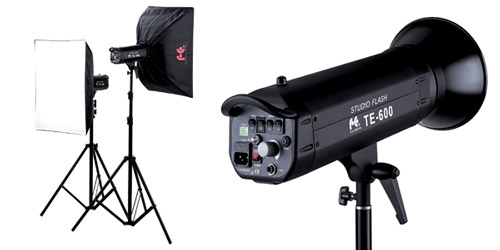 TE Series Professional Flashes