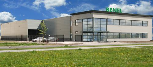 New Benèl Building Hoogeveen