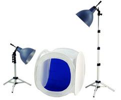 LFPB-Series Light Tent with LHK-240 Daylight Set