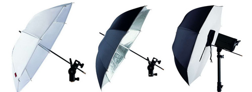 Flash Umbrellas